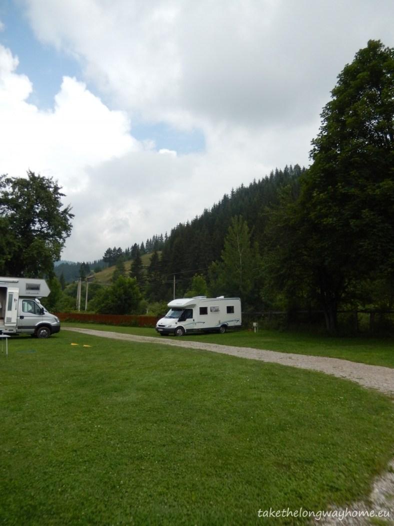 Camping Vuurplaats, Fundu Moldovei