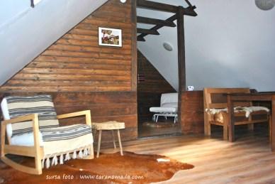 Interior hostel