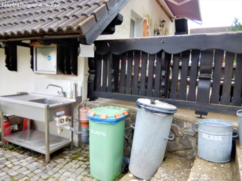 Apă, deșeuri, golire wc chimic