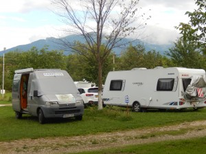 The Grand Tour of Romania for caravans and motorhomes