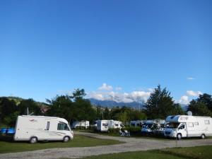 Motorhome and caravan tours in Romania