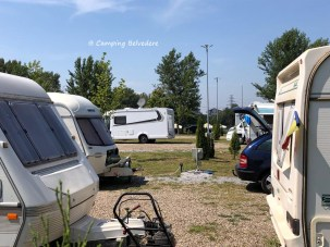 rulote in camping