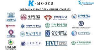 Korean Moocs