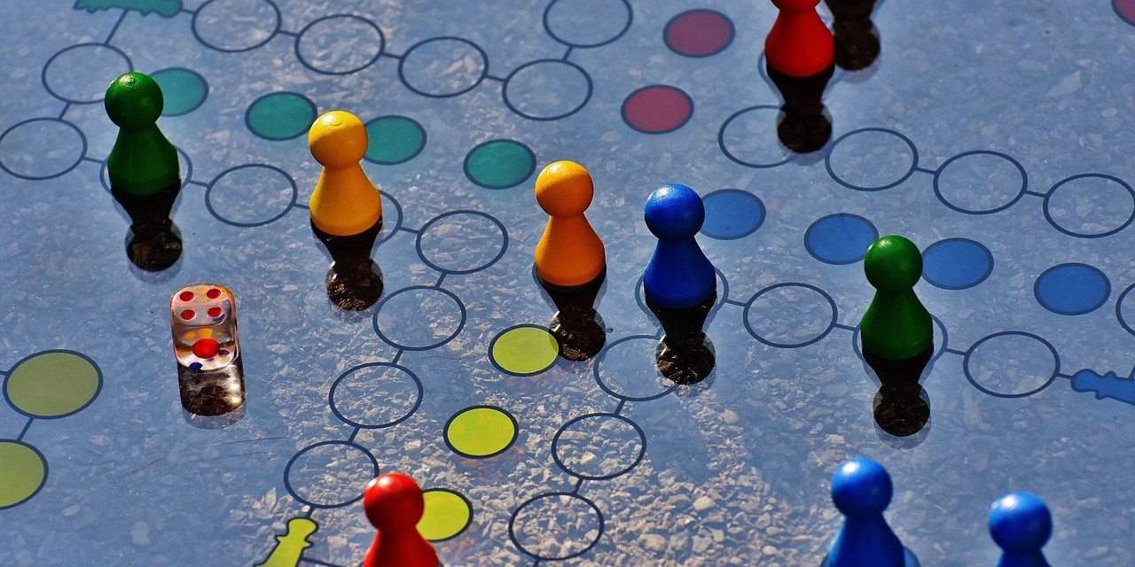 5 Great Family Board Games.