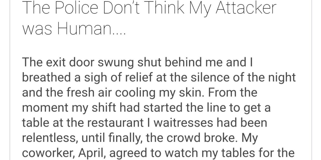 Was it human or not? – true Reddit stories