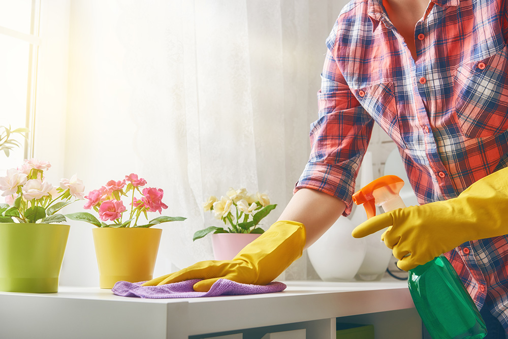 Spring Cleaning – Get into the Groove