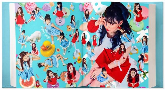 Red Velvet ウェンディ3