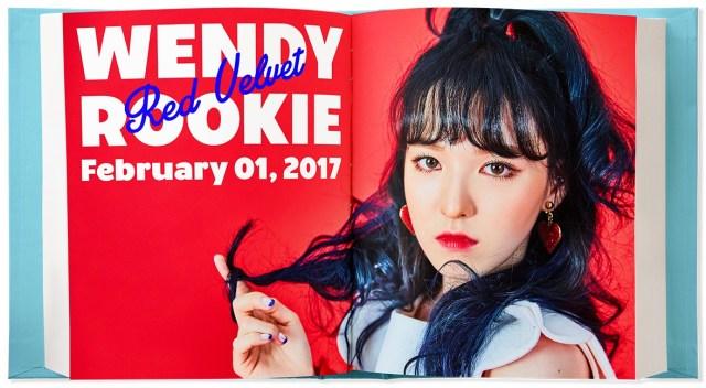 Red Velvet ウェンディ1