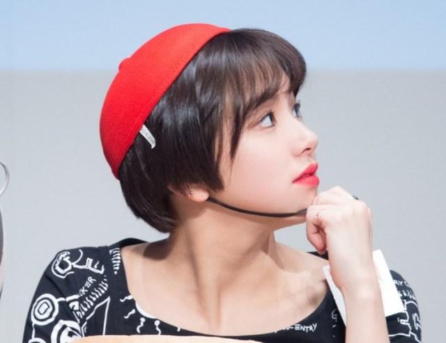 TWICEチェヨン本当の身長!髪型を変え韓国中感動させたコメント