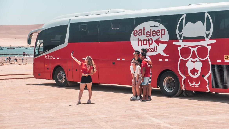 Peru Hop w Paracas