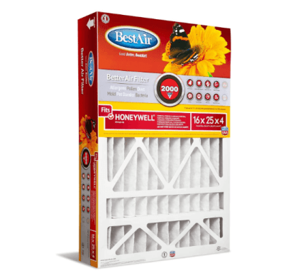 best air filter for home ac