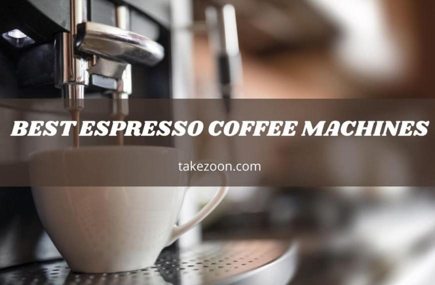 Top 3 || Best Espresso Coffee Machines