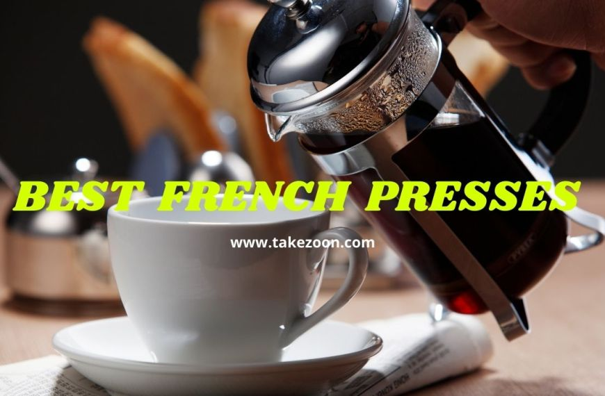 Top 5 || Best French Presses Coffee Makers