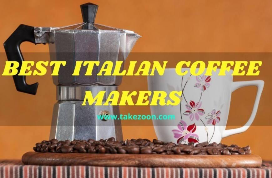 Top 5 || Best Italian Coffee Makers