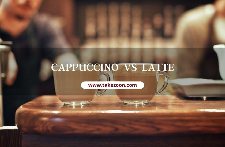 Cappuccino vs Latte