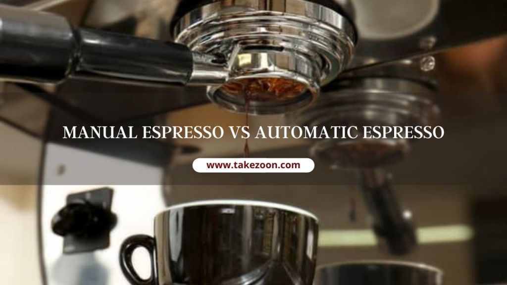 manual vs automatic espresso machines