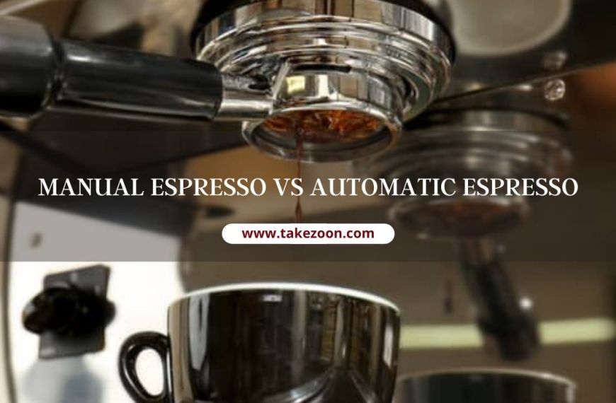 Manual Vs Automatic Espresso Machines: Which Are The Best?