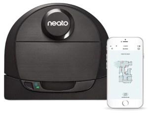 Best neato robotics d6