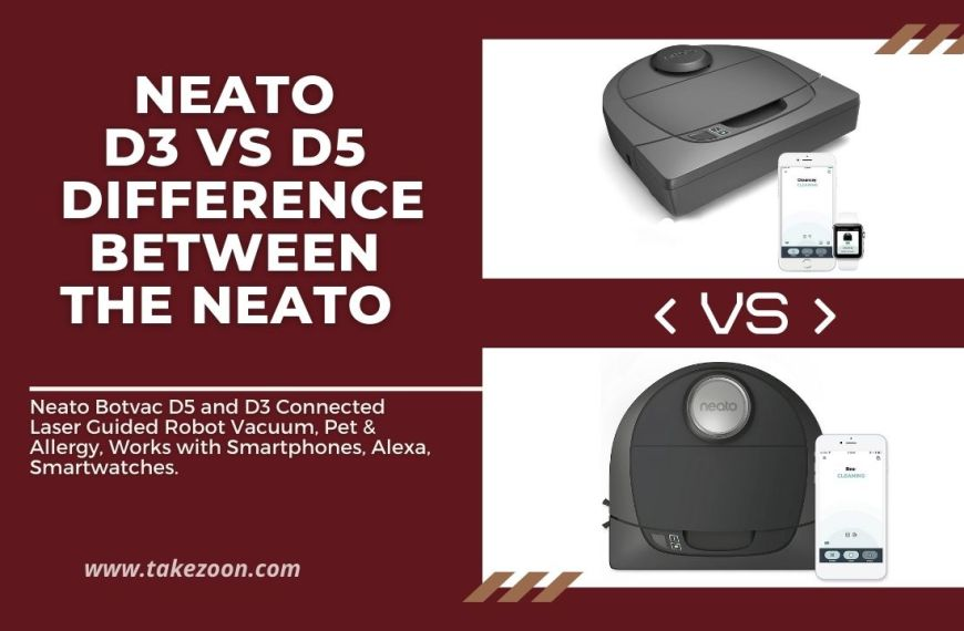 Neato D3 vs D5 || What is the Difference Between the Neato models?