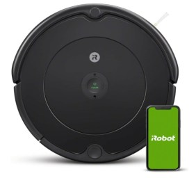iRobot roomba 694 robot vacuum with wi-fi connectivity