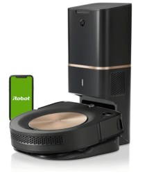 iRobot roomba s9+ (9550) robot vacuum with automatic dirt disposal-empties