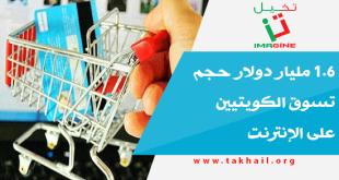 1.6 مليار دولار حجم تسوق الكويتيين على الإنترنت