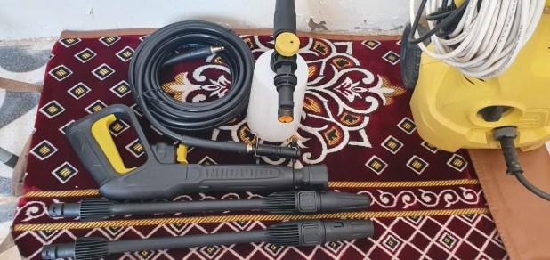 مكينة غسيل البيت و السيارة karcher من ساكو +اكسسوراتها من aliexpress1