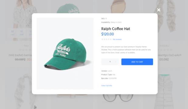 أفضل قالب شوبيفاي Shopify في سنة 2021 8