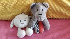 Whisbear kontra Szumisie, czyli fenomen zasypiania niemowląt przy szumie