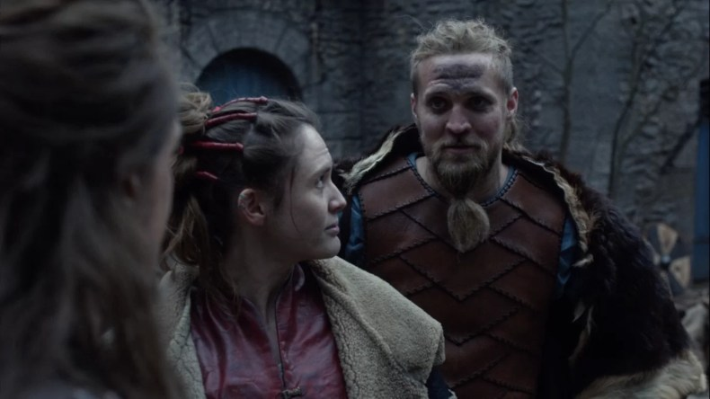 Ostatnie Królestwi - Ragnar i Brida