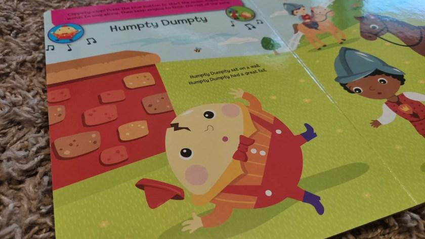 Książeczki dla dzieci po angielsku - Nursery rhymes