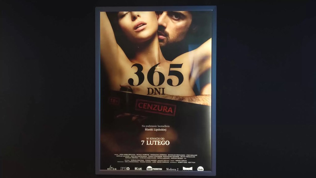 365 dni film