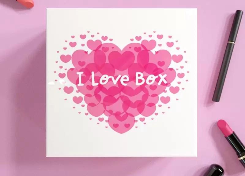 I love box