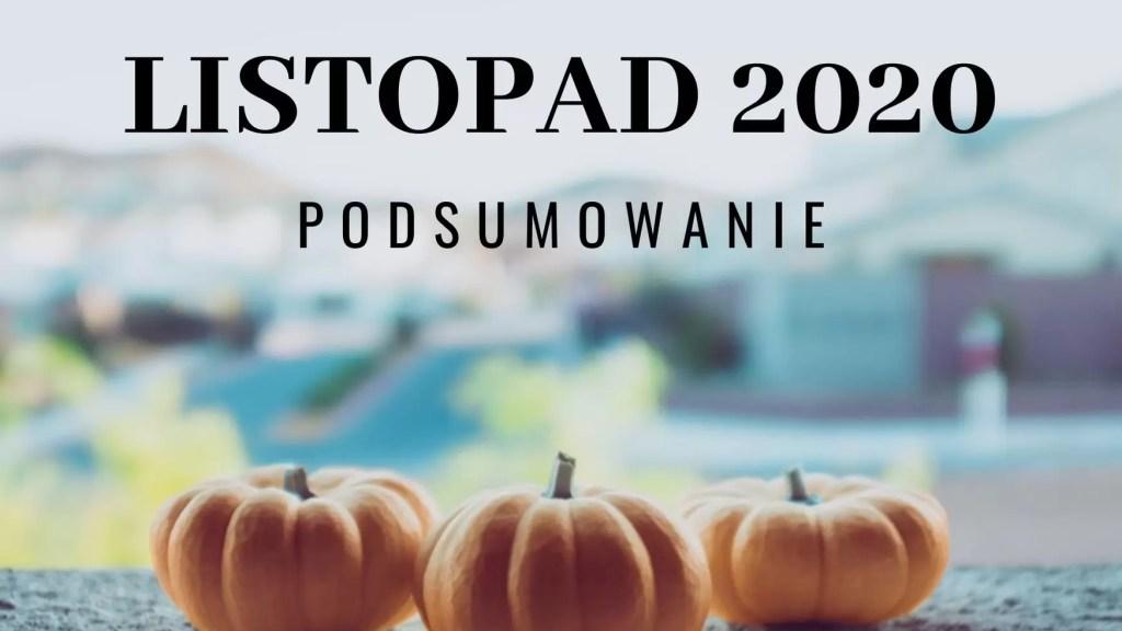 Podsumowanie Listopad 2020