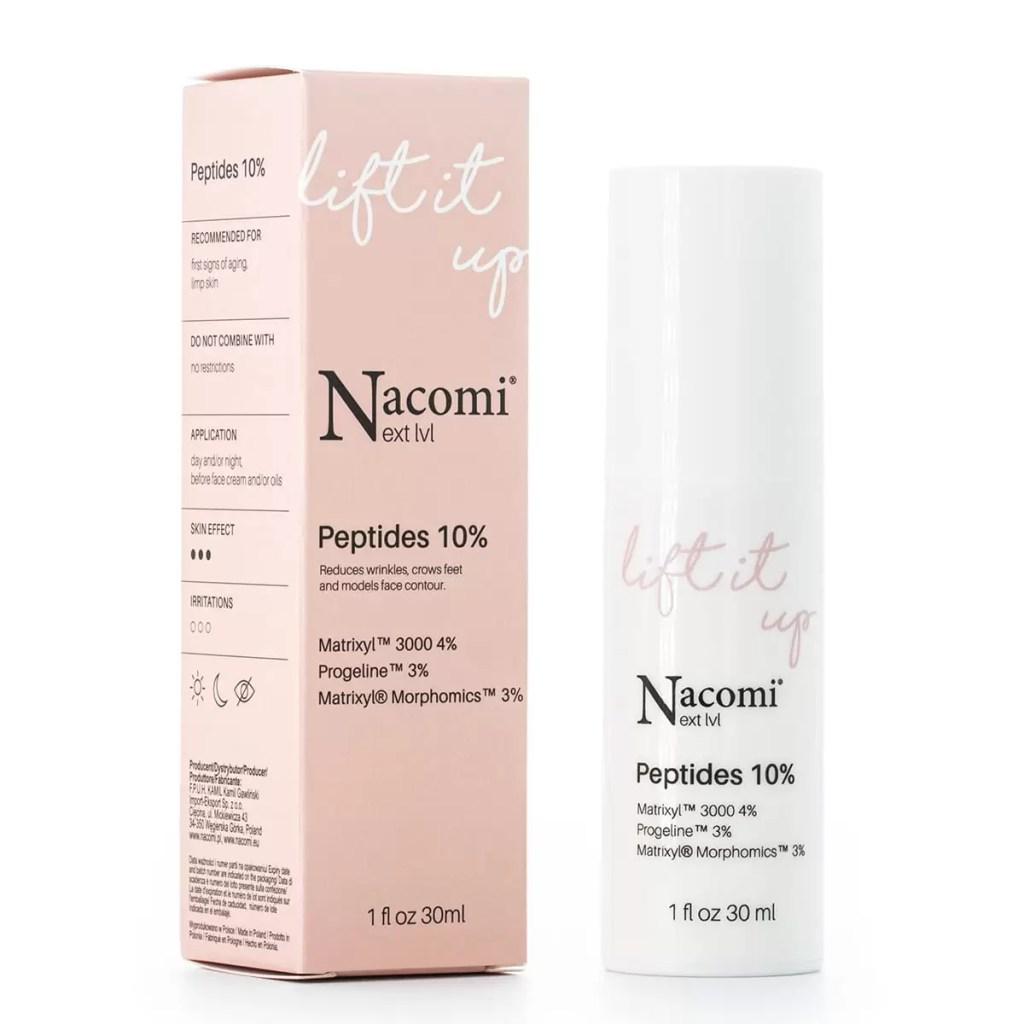 Nacomi Next Level Serum peptides