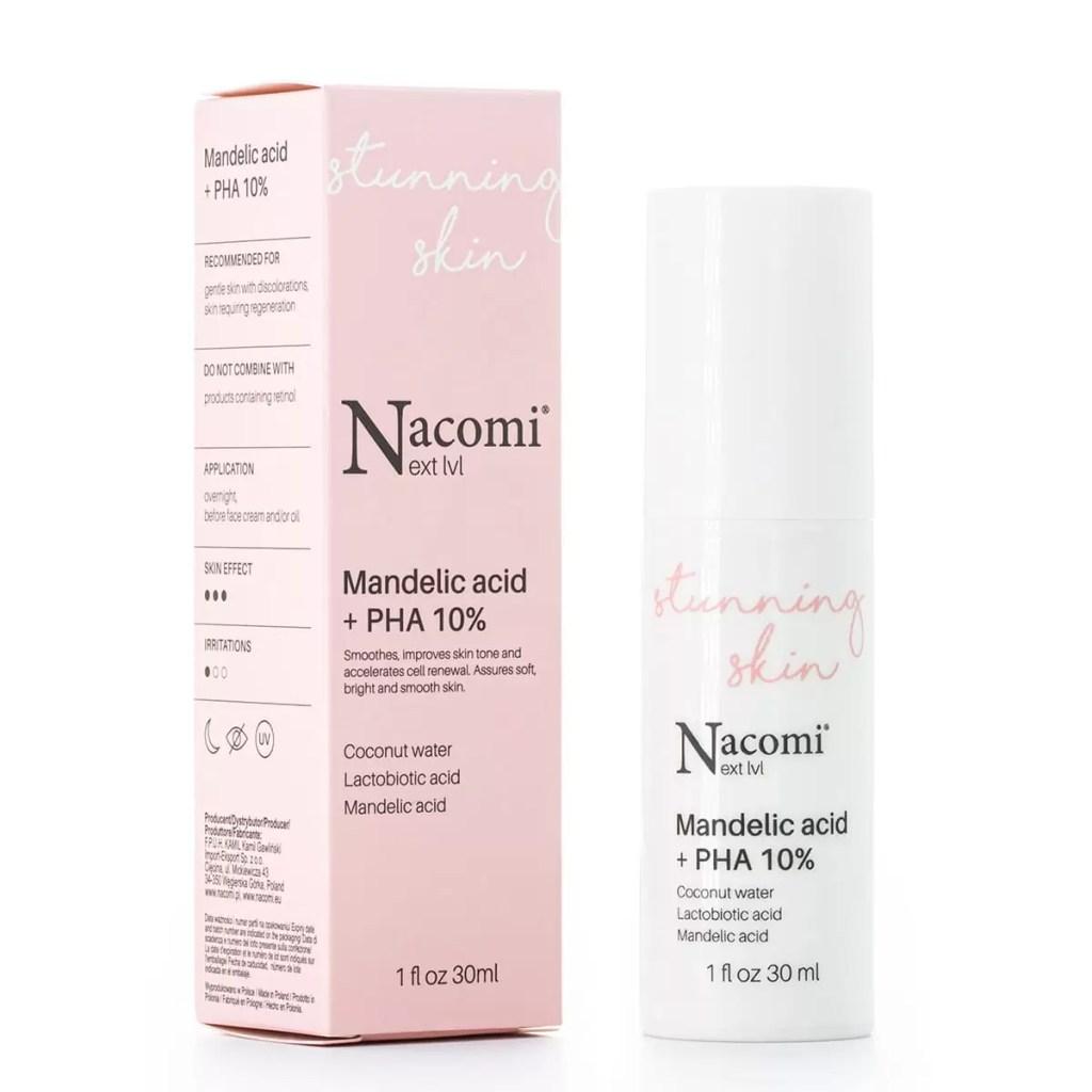 Nacomi Next Level Serum z kwasem migdałowym i PHA