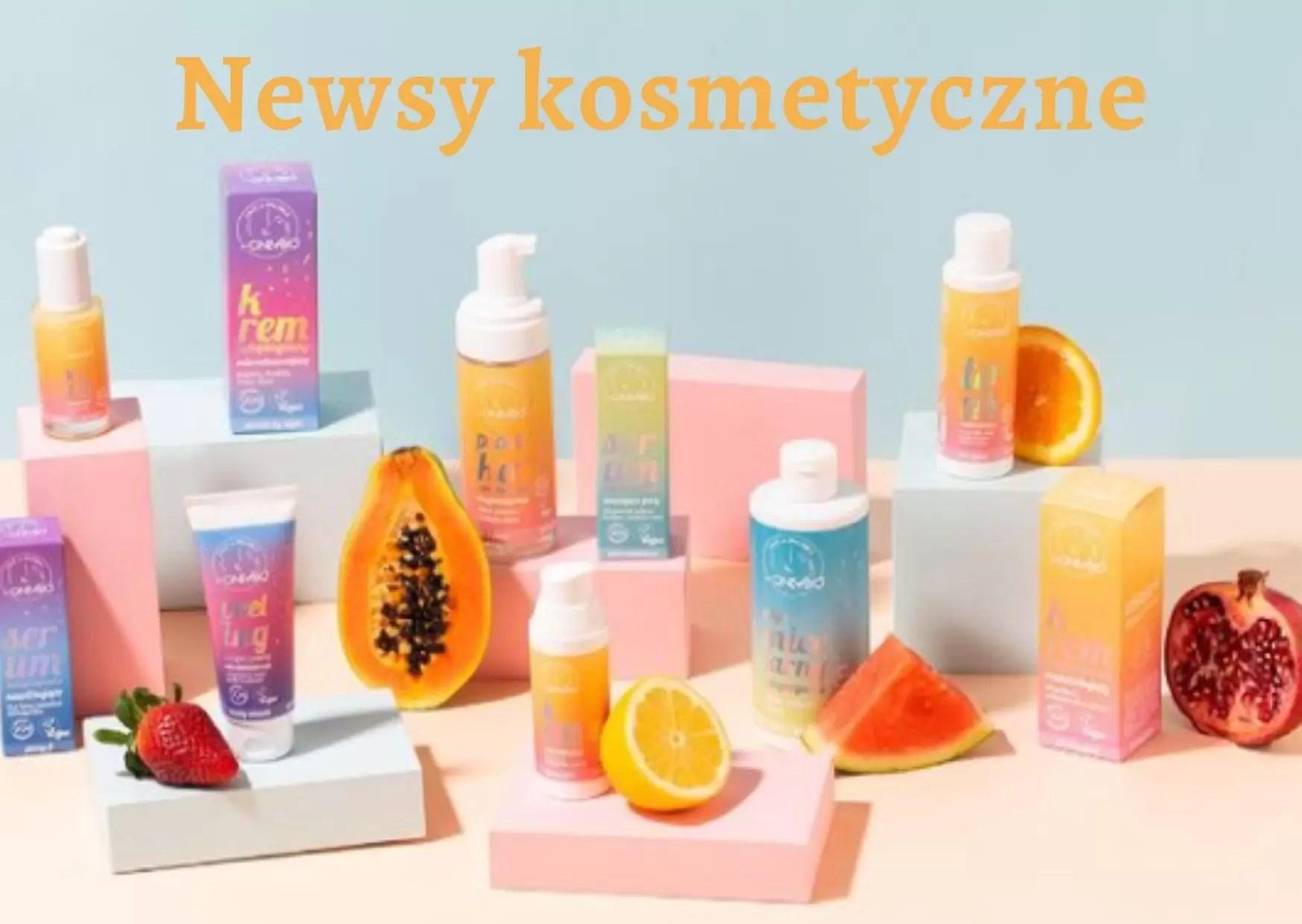 Newsy kosmetyczne