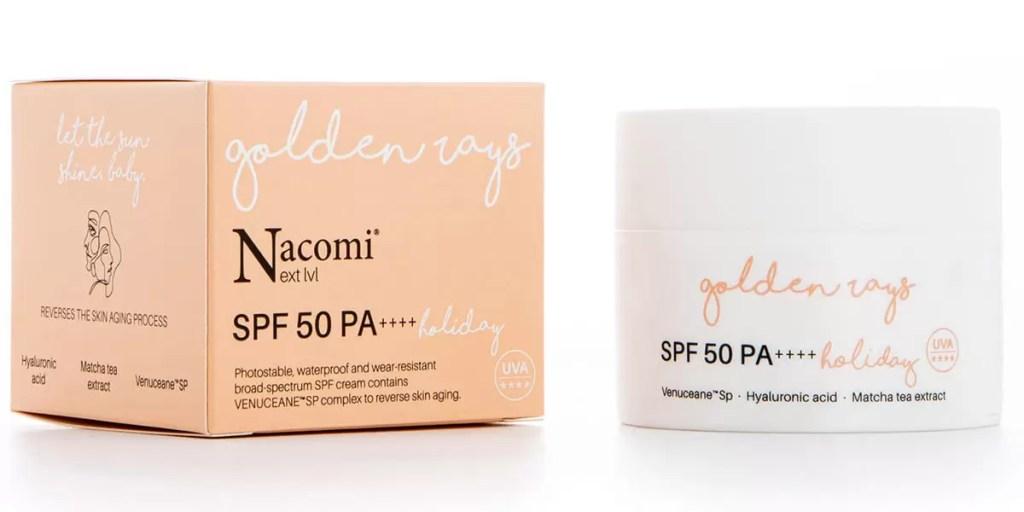 Nacomi Next Level SPF50 Holiday