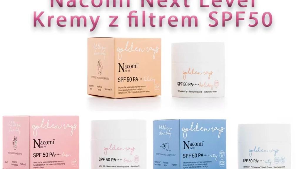 Nacomi Next Level SPF50
