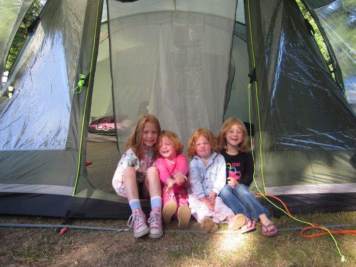 Kids Days Out Family Camping