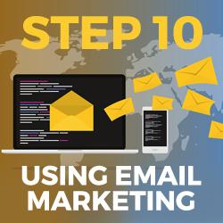 using email marketing