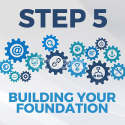 building your foundations