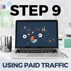 using paid traffic