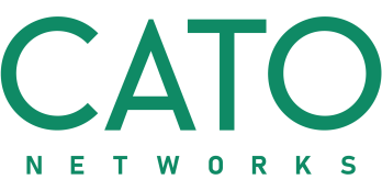 CATO Networks Logo and hotlink to website