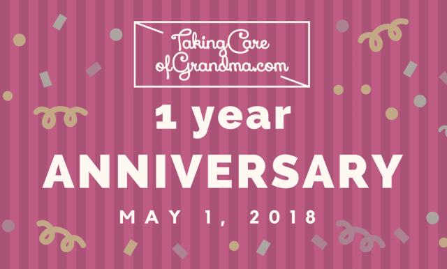 TCG's One Year Anniversary