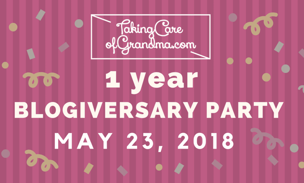 TCG BLOGIVERSARY PARTY May 23, 2018