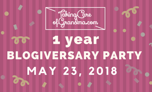 TCG Blogiversary: Welcome to the Party!