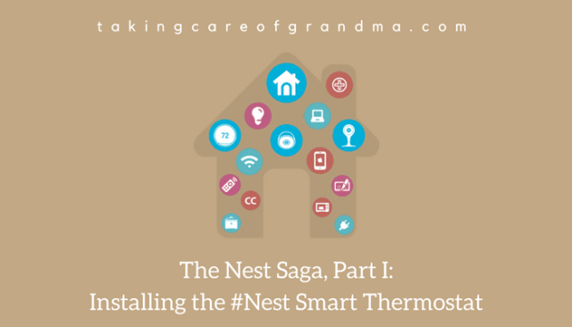 The Nest Saga, Part I: Installing the #Nest Smart Thermostat