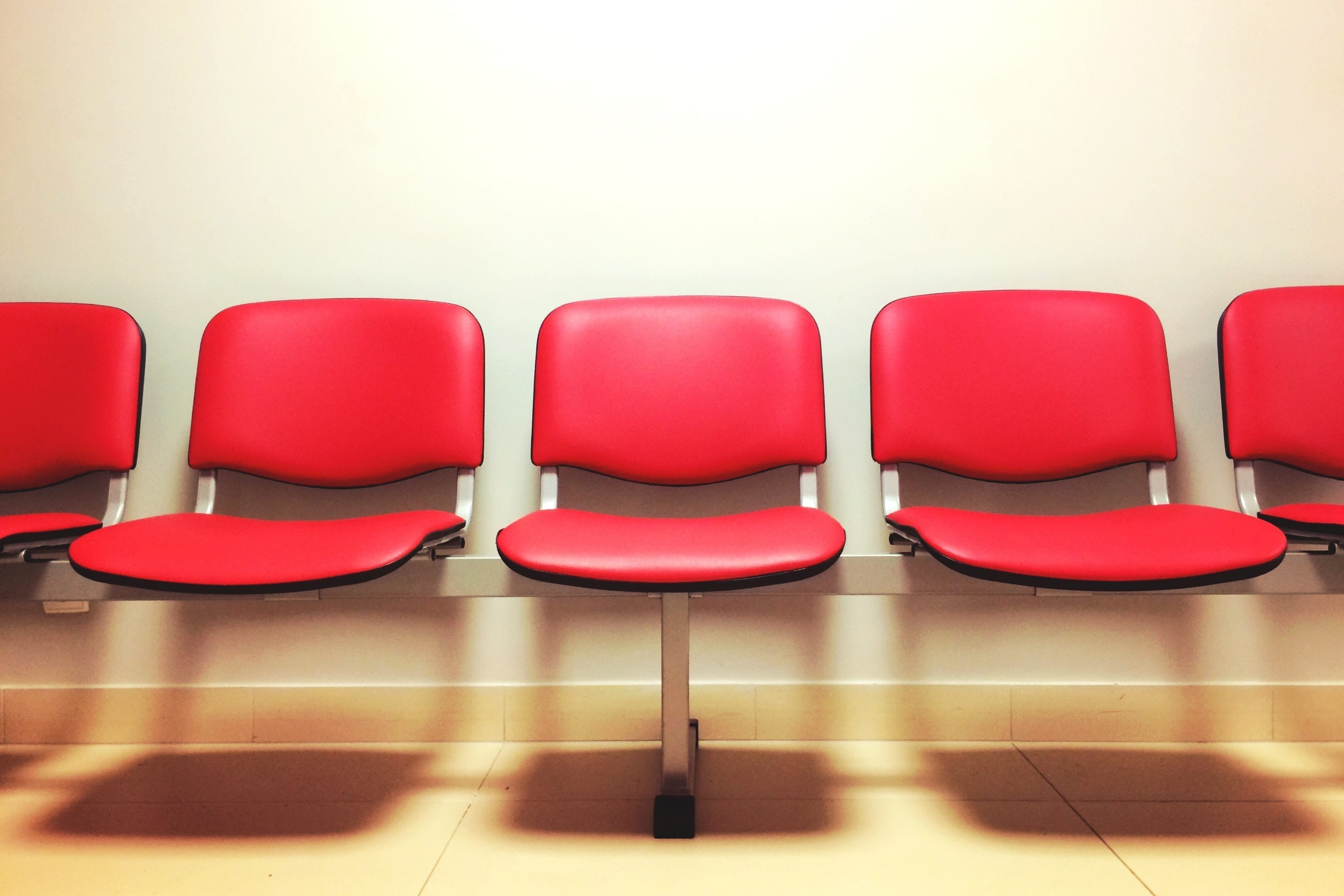 Photo: Waiting Room seats