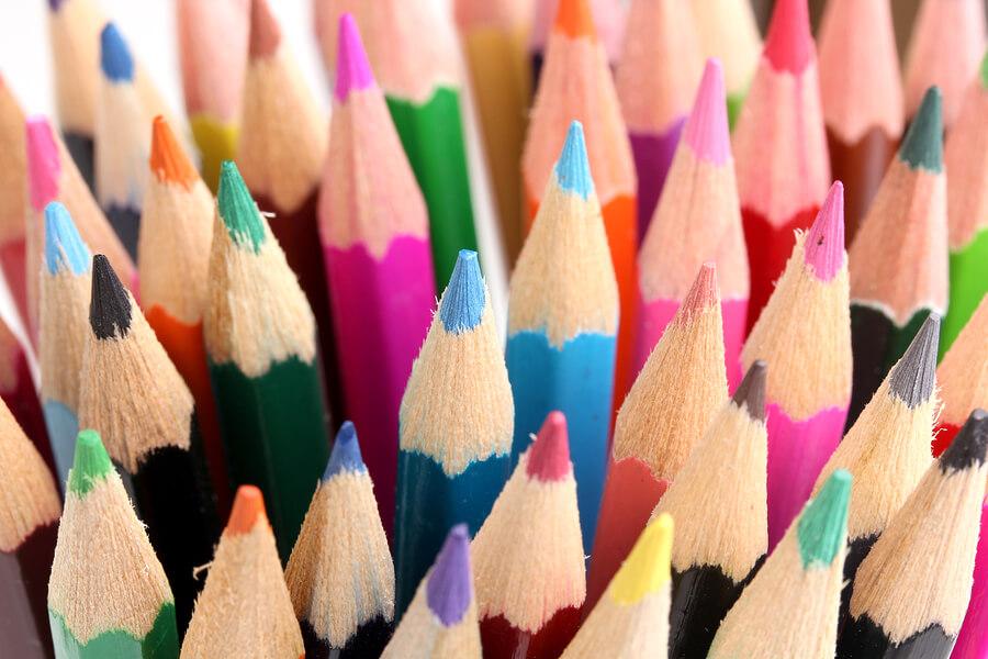 50 pencil tips